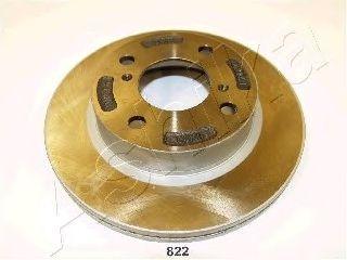 Тормозной диск ASHIKA 60-08-822