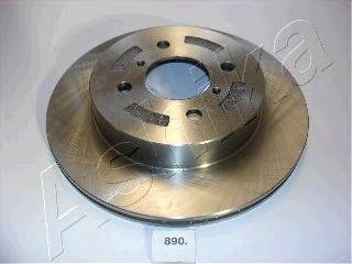 Тормозной диск ASHIKA 60-08-890