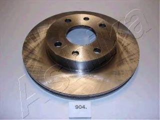 Тормозной диск ASHIKA 60-09-904