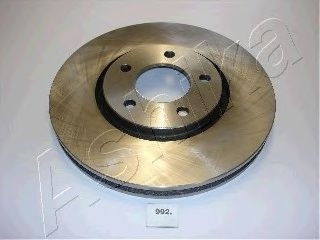 Тормозной диск ASHIKA 60-09-992