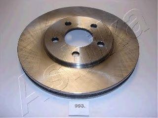 Тормозной диск ASHIKA 60-09-993