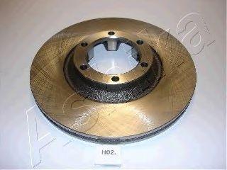 Тормозной диск ASHIKA 60-0H-002
