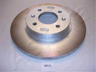 Тормозной диск ASHIKA 60-0H-011