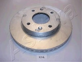 Тормозной диск ASHIKA 60-0K-014