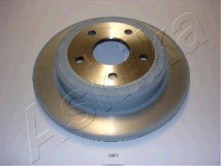 Тормозной диск ASHIKA 61-00-001