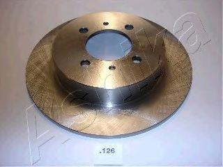 Тормозной диск ASHIKA 61-01-126