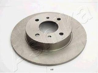 Тормозной диск ASHIKA 61-01-155