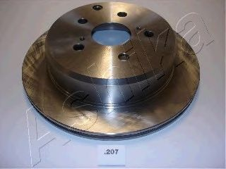 Тормозной диск ASHIKA 61-02-207