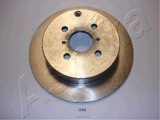 Тормозной диск ASHIKA 61-02-218
