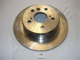 Тормозной диск ASHIKA 61-02-226