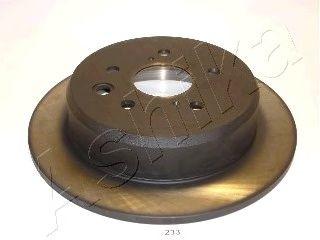 Тормозной диск ASHIKA 61-02-233
