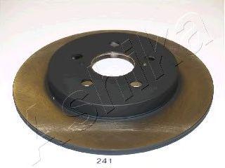 Тормозной диск ASHIKA 61-02-241