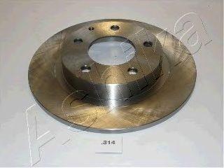Тормозной диск ASHIKA 61-03-314