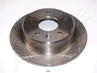 Тормозной диск ASHIKA 61-03-318