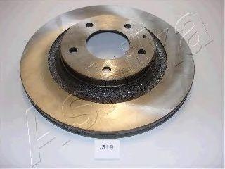 Тормозной диск ASHIKA 61-03-319