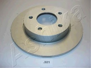 Тормозной диск ASHIKA 61-03-321