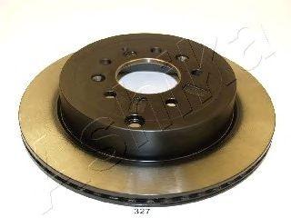 Тормозной диск ASHIKA 61-03-327