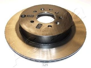 Тормозной диск ASHIKA 61-03-329