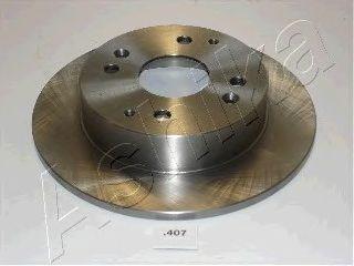 Тормозной диск ASHIKA 61-04-407