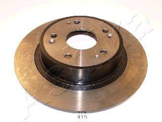 Тормозной диск ASHIKA 61-04-415
