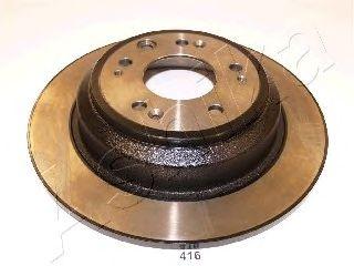 Тормозной диск ASHIKA 61-04-416