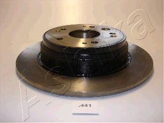 Тормозной диск ASHIKA 61-04-441