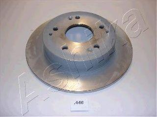 Тормозной диск ASHIKA 61-04-446