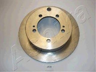 Тормозной диск ASHIKA 61-05-503