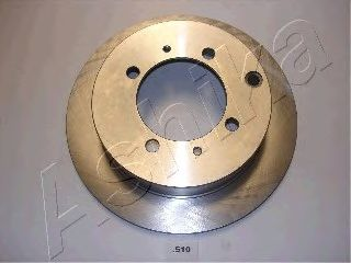 Тормозной диск ASHIKA 61-05-510