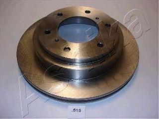 Тормозной диск ASHIKA 61-05-515