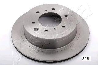 Тормозной диск ASHIKA 61-05-516