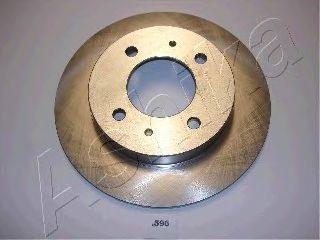 Тормозной диск ASHIKA 61-05-596