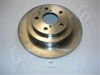 Тормозной диск ASHIKA 61-07-701