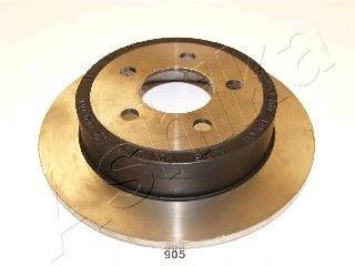 Тормозной диск ASHIKA 61-09-905