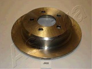 Тормозной диск ASHIKA 61-09-995