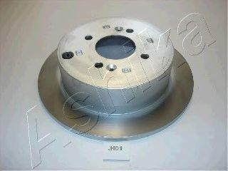 Тормозной диск ASHIKA 61-0H-001