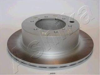 Тормозной диск ASHIKA 61-0H-005