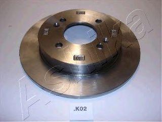 Тормозной диск ASHIKA 61-0K-002