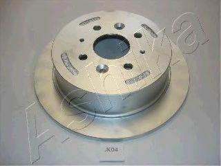 Тормозной диск ASHIKA 61-0K-004