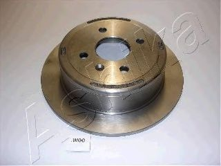 Тормозной диск ASHIKA 61-0W-000