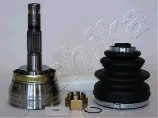 Комплект ШРУСов ASHIKA 62-01-105