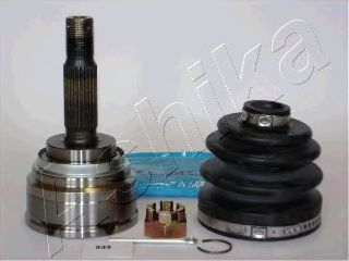 Комплект ШРУСов ASHIKA 62-05-533