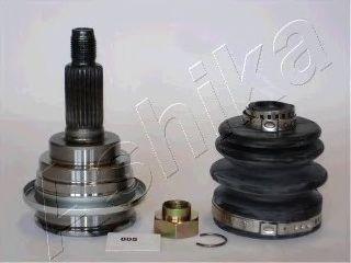 Комплект ШРУСов ASHIKA 62-08-805