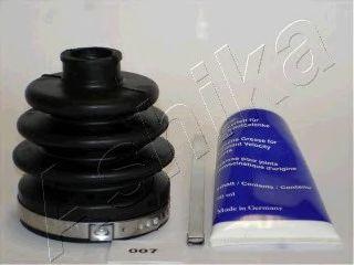 Комплект пыльника ШРУСа ASHIKA 63-00-007
