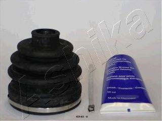 Комплект пыльника ШРУСа ASHIKA 63-00-061