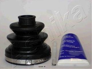 Комплект пыльника ШРУСа ASHIKA 63-00-081