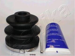 Комплект пыльника ШРУСа ASHIKA 63-00-098