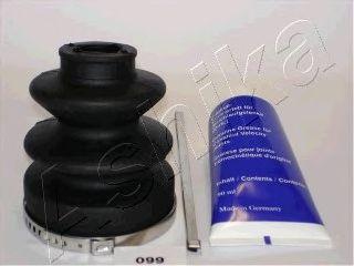 Комплект пыльника ШРУСа ASHIKA 63-00-099