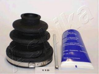 Комплект пыльника ШРУСа ASHIKA 63-01-118