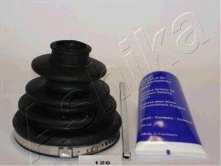 Комплект пыльника ШРУСа ASHIKA 63-01-126